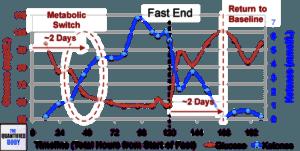 glucose ketones fast mimicking diet 300x151 - Ketosis & Diabetic Ketoacidosis