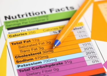 dLife FoodLog – Nutrition Facts & Calories Database